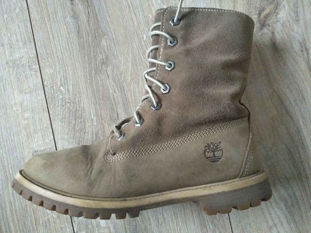Timberland Authentic 38,5 trapery ocieplane
