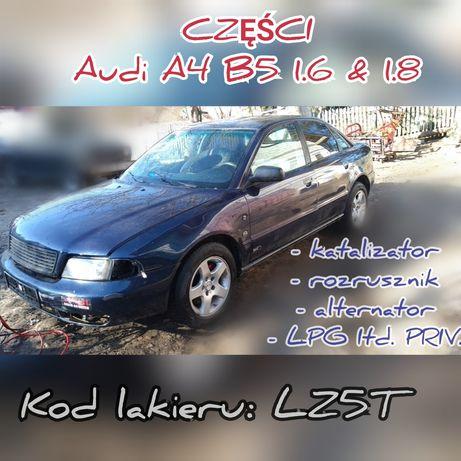 Części Audi A4 B5 1.6/1.8 Czytaj opis!
