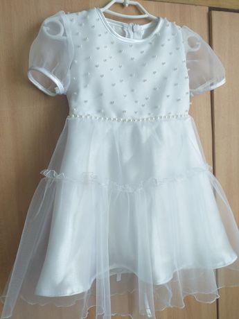 Sukieneczka dla małej księżniczki.
