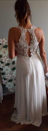 Suknia ślubna rozmiar XS/S