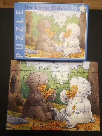 Puzzle misie