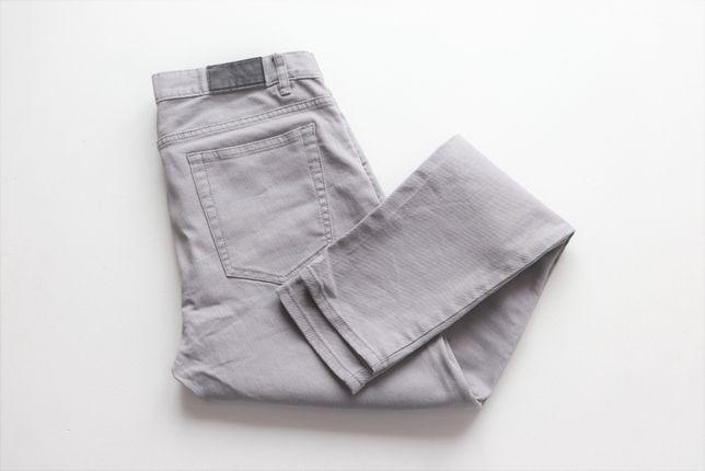 Męskie spodnie jeansy H&M Skinny Fit W32 L32 175/82A idealne jak nowe