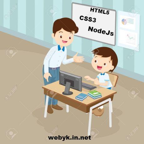 Индивидуальный репетитор Javascript, Python, Java, C#, React, PHP скай