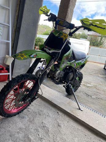 Pit bike lincoln 125