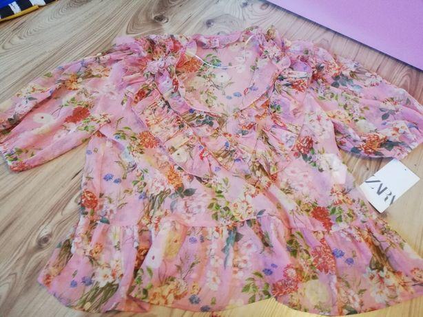 Bluzka Zara nowa roz L