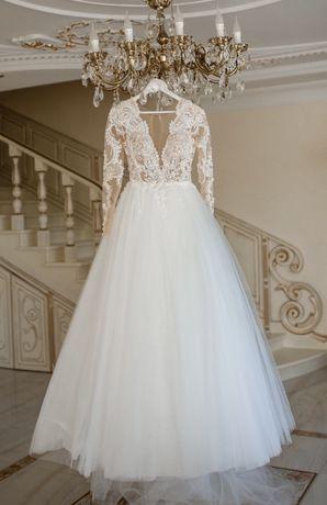 Весільне плаття.Прокат/продаж