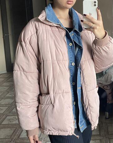 Куртка, жилетка теплые