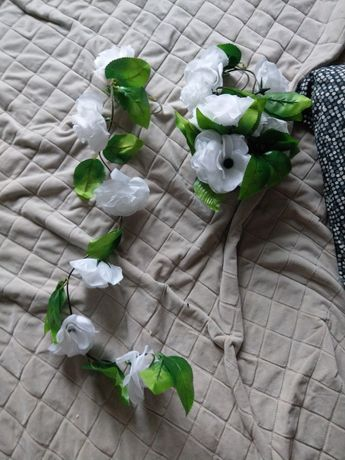 Sztuczne kwiatki
