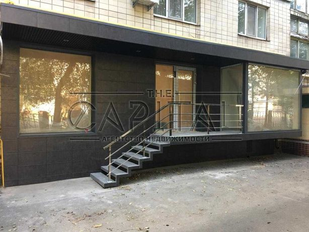 Аренда фасадного помещения по улице Лаврская 4, Печерск