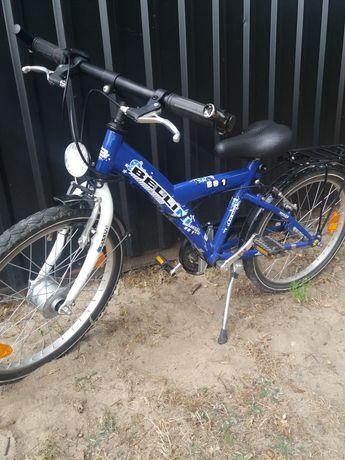 Rower dziecięcy koło 20 cali
