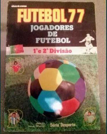 Caderneta Futebol 77 (Clube do Cromo)