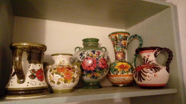 Dzbanki ceramiczne idealna dekoracja