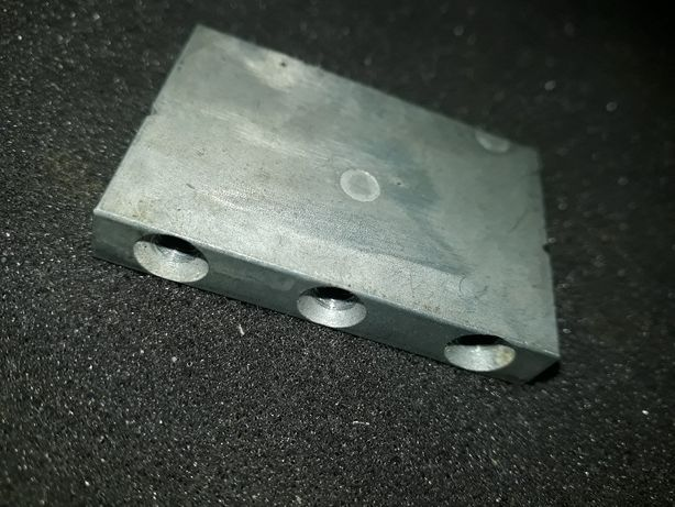 Blok Tremolo 34mm STARA CYNA do mostków floyd rose schaller i innych