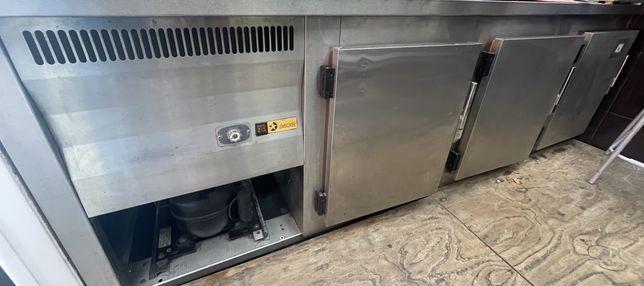 Balcao frigorifico inox