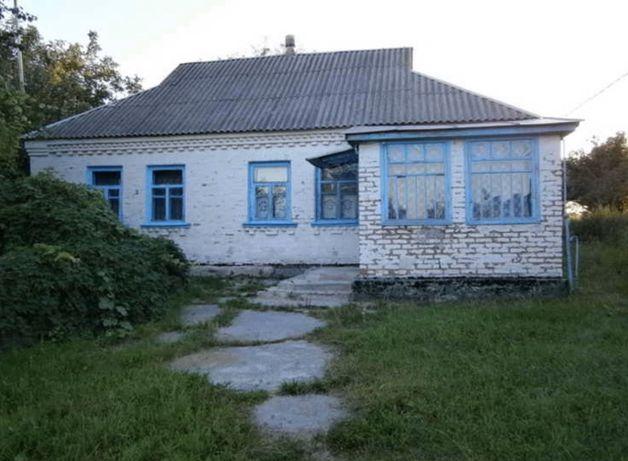 Продается участок с домом с.Горобиевка Бориспольский район