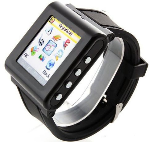 Zegarek z telefonem kamerą Aoke Series Watch Phone MK 912