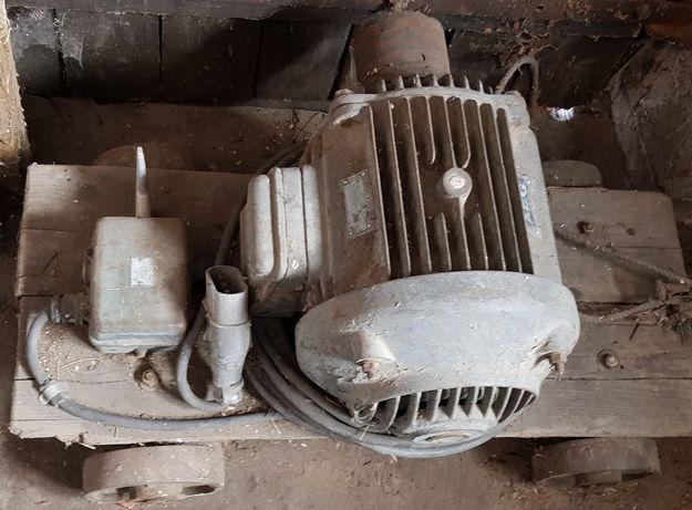 Silnik trójfazowy 5,5 kw siła