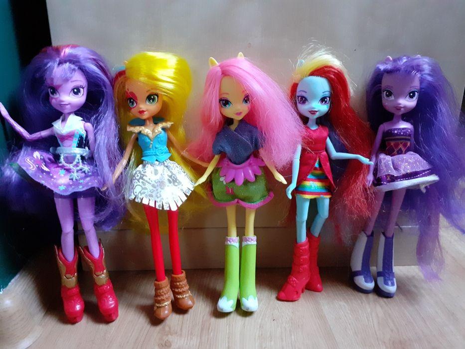 Lalki My Little Pony Equestria Girls Jamno - image 1
