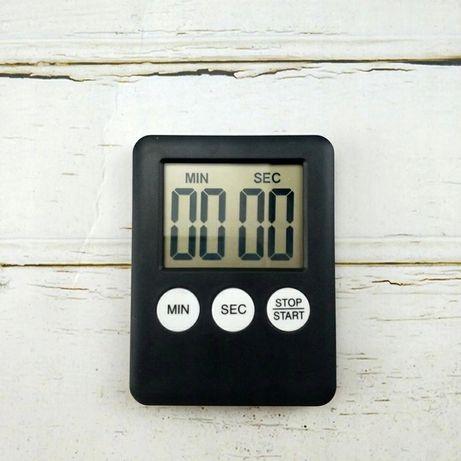Minutnik elektroniczny kuchenny timer stoper z magnesem
