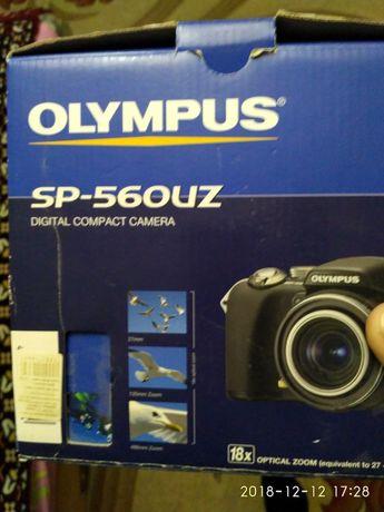 Продам фотоапарат olympus SP560UZ