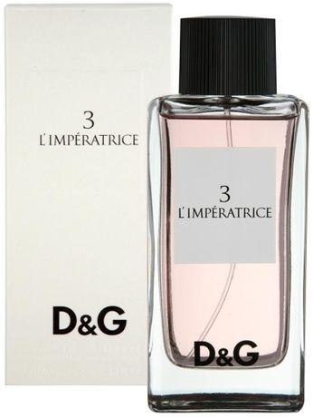 Dolce&Gabbana L`Imperatrice 3 LUX Качество Императрица Духи Женские