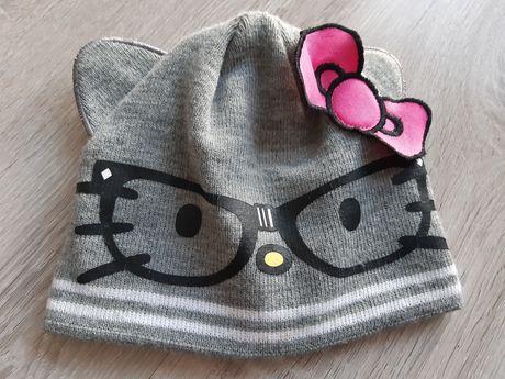 Czapeczka Hello Kitty 3-6 lat