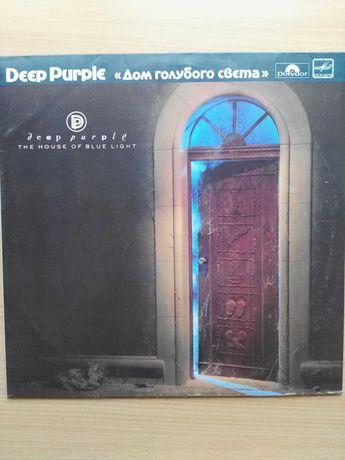 "Deep Purple ""The House Of Blue Light"" -Vinyl LP Melodia"