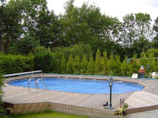 Montagem de piscinas GRE, QP e TOI