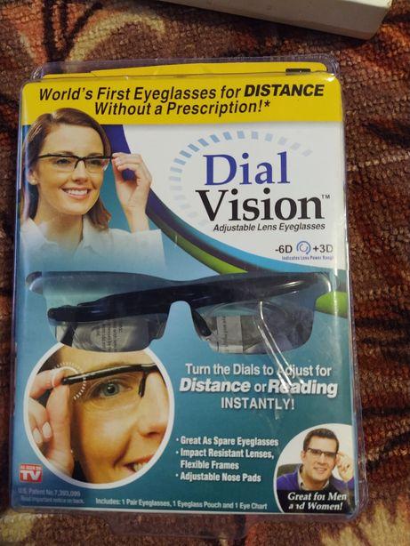 Продам очки линзи регулюються