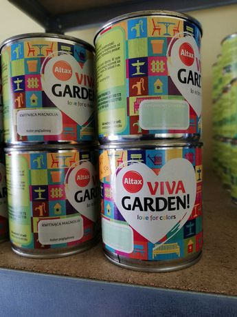 Farba Altax Viva garden.