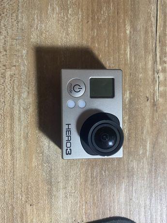 GoPro 3 + ładowarka