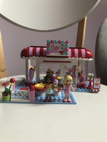 Lego Friends kawiarnia IDEALNE NA PREZENT
