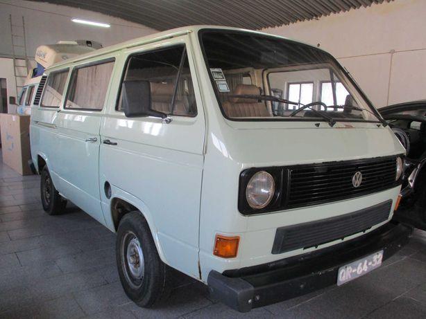VW Volkswagen Transporter T3 Campervan 1.6 diesel