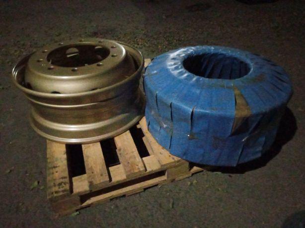 Диски для грузовых авто 22,5×8,25