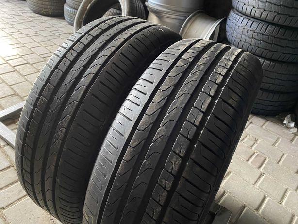 лето RunFlat 225\50\R18 7.5мм 2017г Pirelli Cinturato P7 RSC 2шт шины