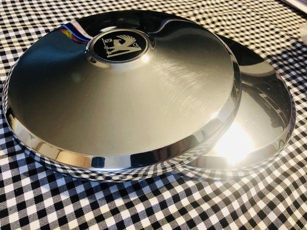4 tampões de jantes de rodas Vauxhall