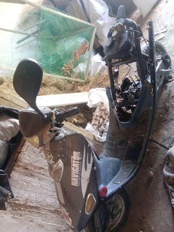 Скутер навигатор 2т