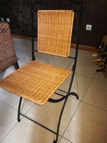 Cadeiras verga de Ferro como novas