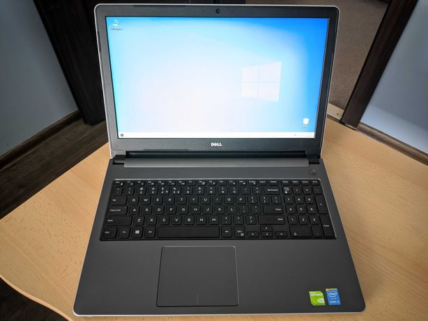 Dell Inspiron 5558 iCore i3-4005 1,7GHz 8Gb SSD 240Gb GeForce 920M 2Gb