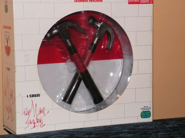Pink Floyd - The Wall Marching Hammer figure