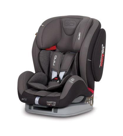 Fotelik Samochodowy EasyGo Nino IsoFix 9-36 kg, sklep BabyBum