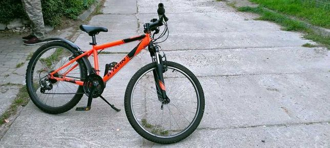 Rower B-TWIN, koła 24 cale. Sprawny 100%.