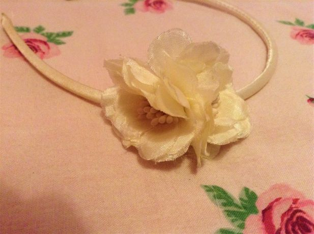 Bandolete flor H&M