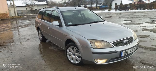 Ford mondeo 3 2004 r