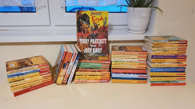 Terry Pratchett - kolekcja