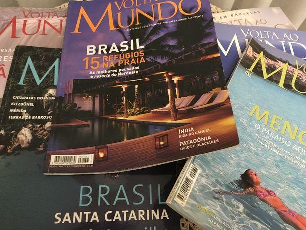 Revistas A Volta ao Mundo