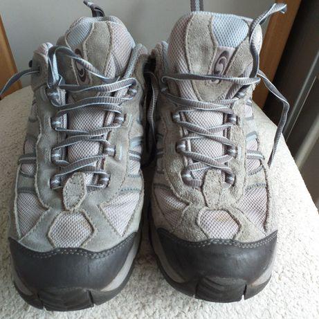 Salomon contagrip trekingowe buty górskie 39 1/3 goretex
