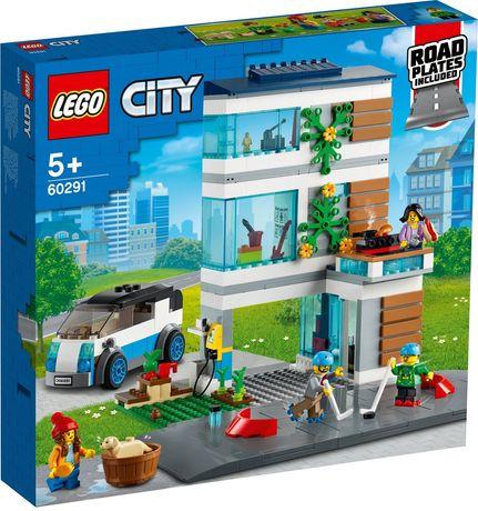 Klocki LEGO City 60291 - Dom rodzinny