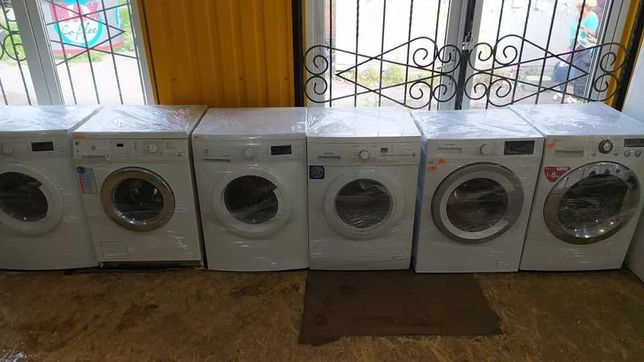 Стиральная машинка, пральна машинка  з Німеччини та Швеції