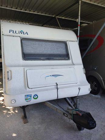 Caravana Pluma 450 Autónoma 2006